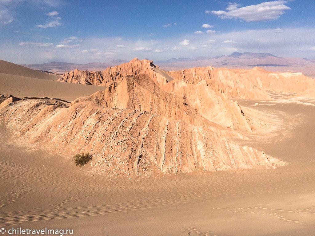 Cанборд в пустыне Атакама Чили3