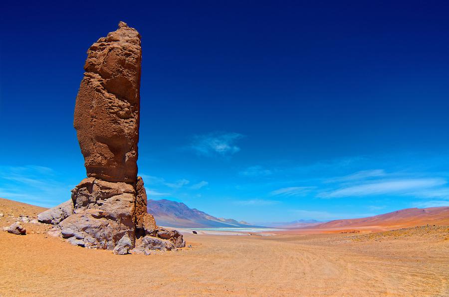 солончак Тара в Чили