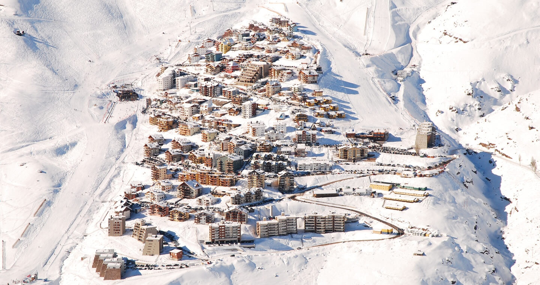 горнолыжные курорты Чили Ла Парва