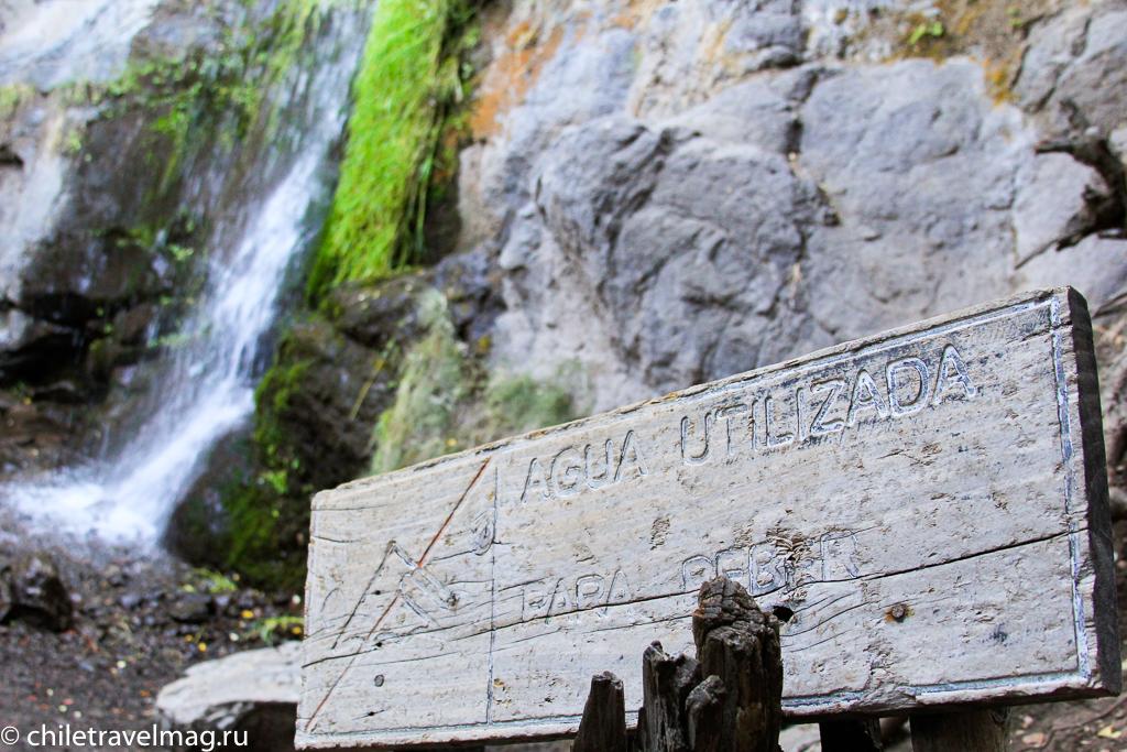 Национальный заповедник Рио-Лос-Сипресеc в Чили обзор в блоге Chiletravelmag13