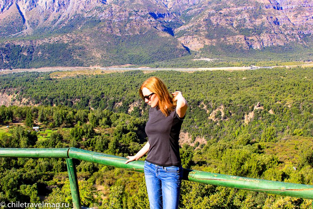 Национальный заповедник Рио-Лос-Сипресеc в Чили обзор в блоге Chiletravelmag4