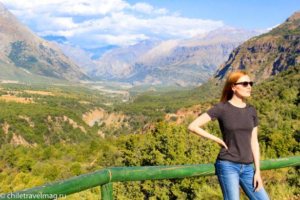 Национальный заповедник Рио-Лос-Сипресеc в Чили обзор в блоге Chiletravelmag6