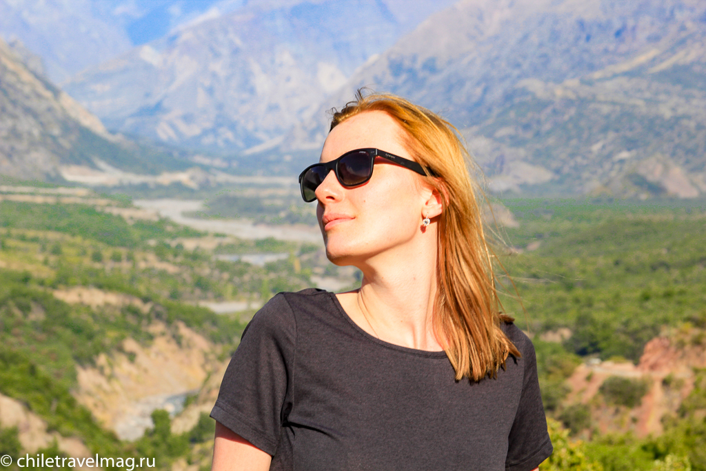 Национальный заповедник Рио-Лос-Сипресеc в Чили обзор в блоге Chiletravelmag7