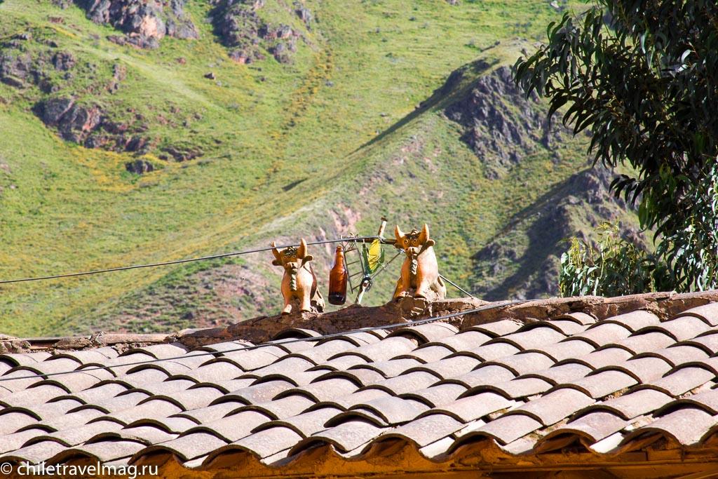 Cвященная Долина в Перу Ольянтайтамбо-отзыв в блоге Chiletravelmag1