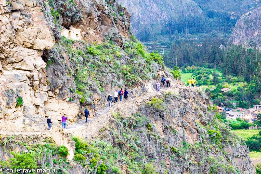 Cвященная Долина в Перу Ольянтайтамбо-отзыв в блоге Chiletravelmag10