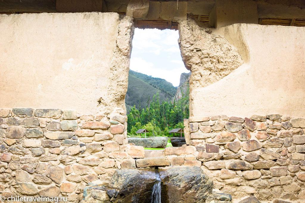 Cвященная Долина в Перу Ольянтайтамбо-отзыв в блоге Chiletravelmag12