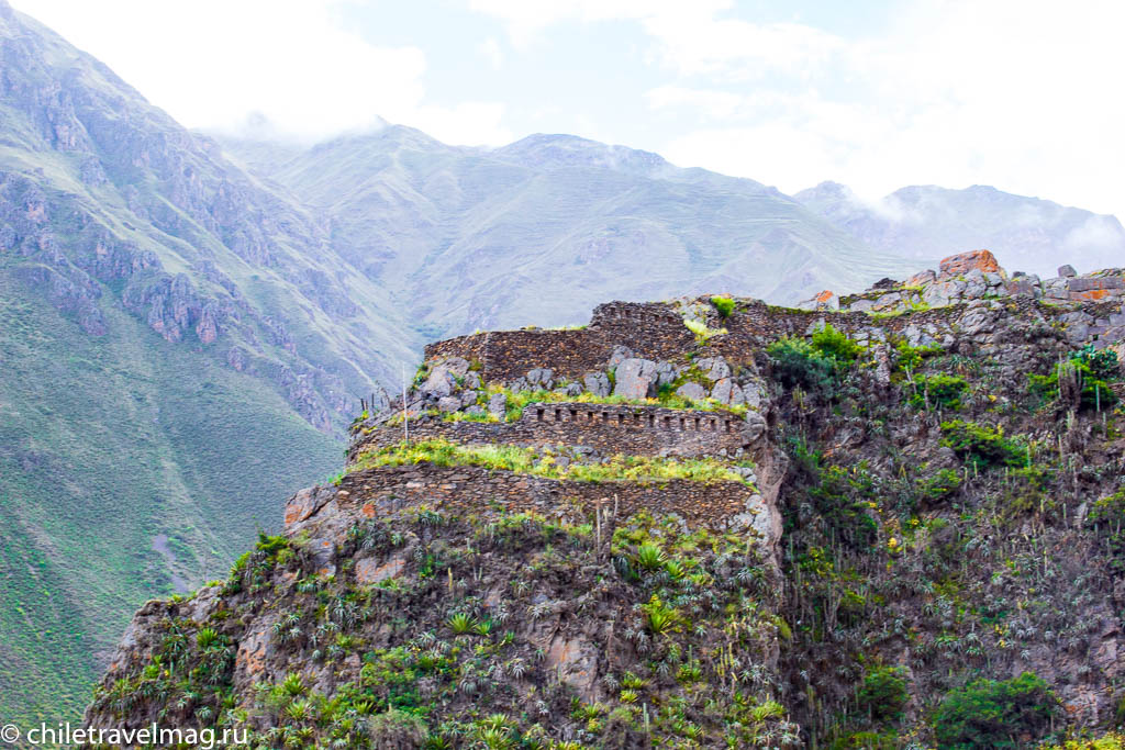 Cвященная Долина в Перу Ольянтайтамбо-отзыв в блоге Chiletravelmag13
