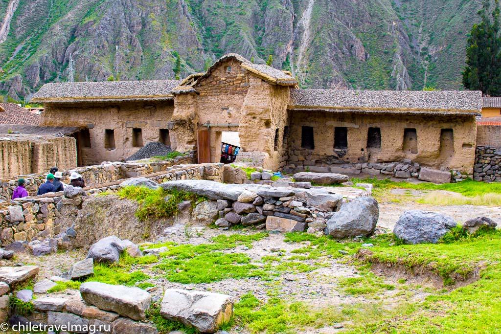 Cвященная Долина в Перу Ольянтайтамбо-отзыв в блоге Chiletravelmag14