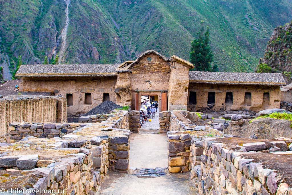 Cвященная Долина в Перу Ольянтайтамбо-отзыв в блоге Chiletravelmag17