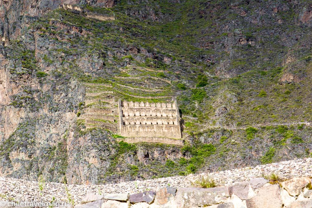 Cвященная Долина в Перу Ольянтайтамбо-отзыв в блоге Chiletravelmag2