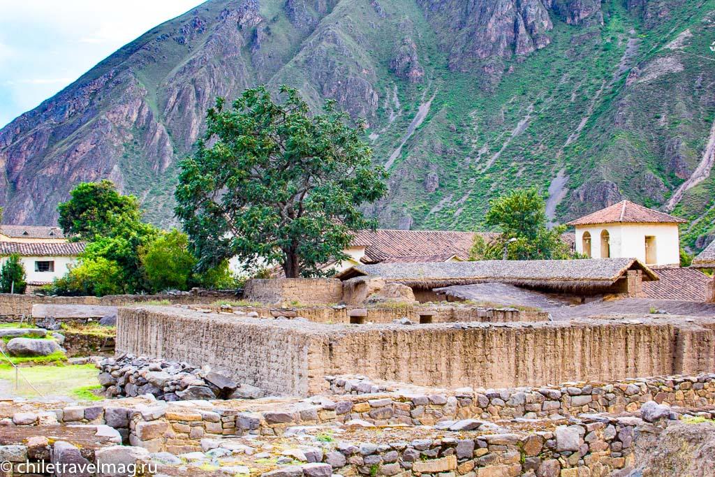 Cвященная Долина в Перу Ольянтайтамбо-отзыв в блоге Chiletravelmag20