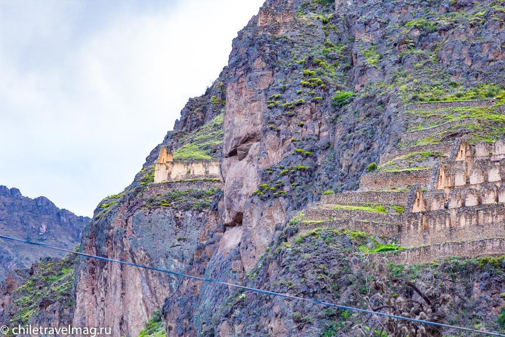 Cвященная Долина в Перу Ольянтайтамбо-отзыв в блоге Chiletravelmag24
