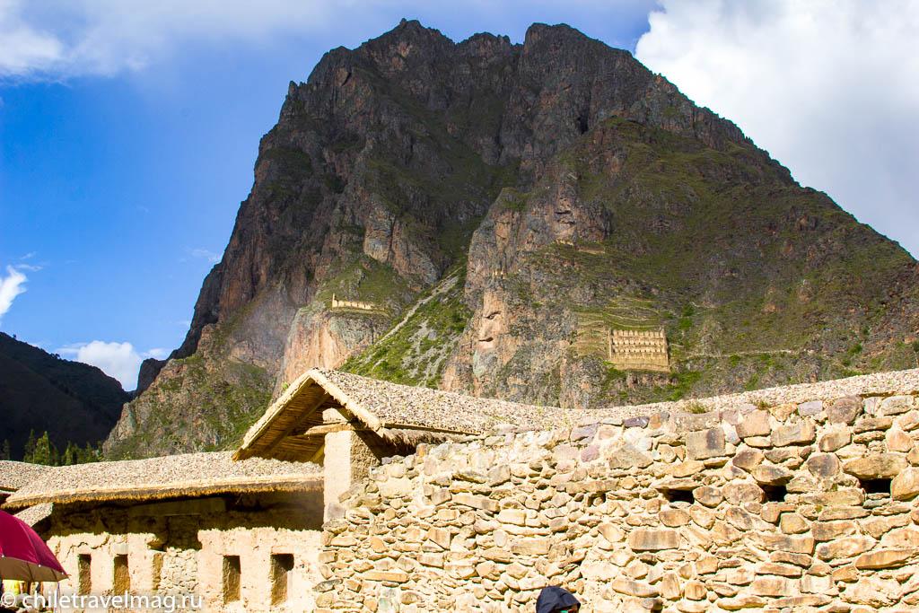 Cвященная Долина в Перу Ольянтайтамбо-отзыв в блоге Chiletravelmag3