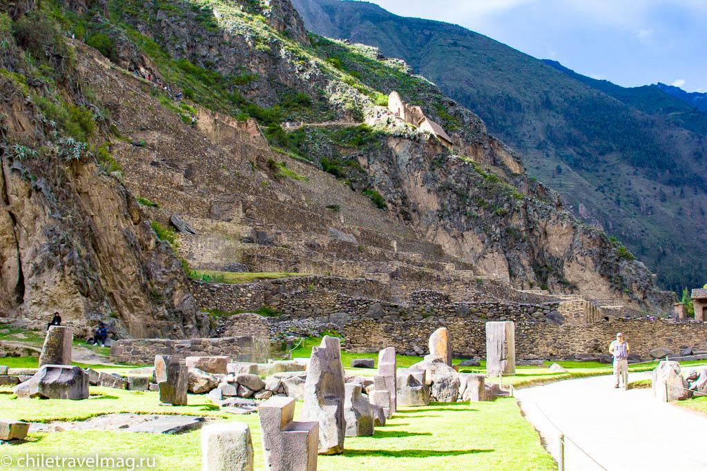 Cвященная Долина в Перу Ольянтайтамбо-отзыв в блоге Chiletravelmag4