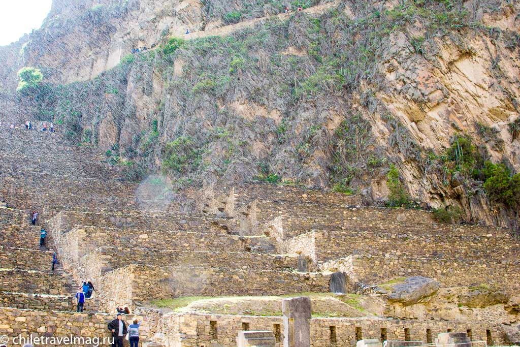 Cвященная Долина в Перу Ольянтайтамбо-отзыв в блоге Chiletravelmag5