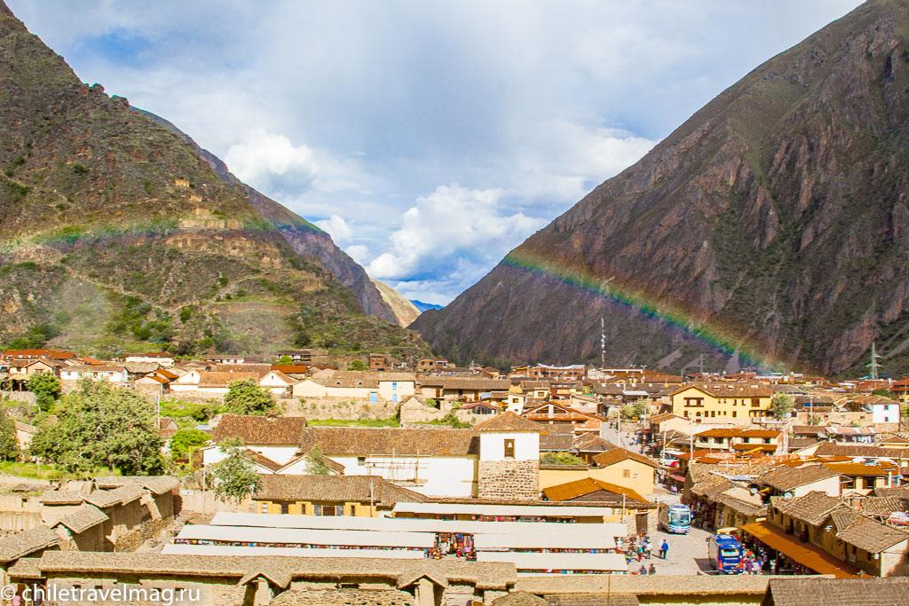 Cвященная Долина в Перу Ольянтайтамбо-отзыв в блоге Chiletravelmag6