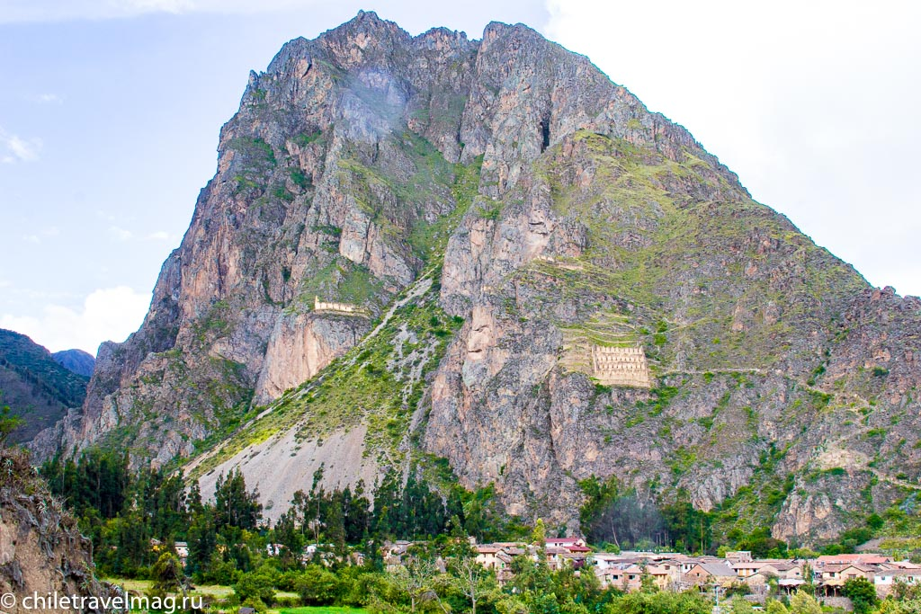 Cвященная Долина в Перу Ольянтайтамбо-отзыв в блоге Chiletravelmag7
