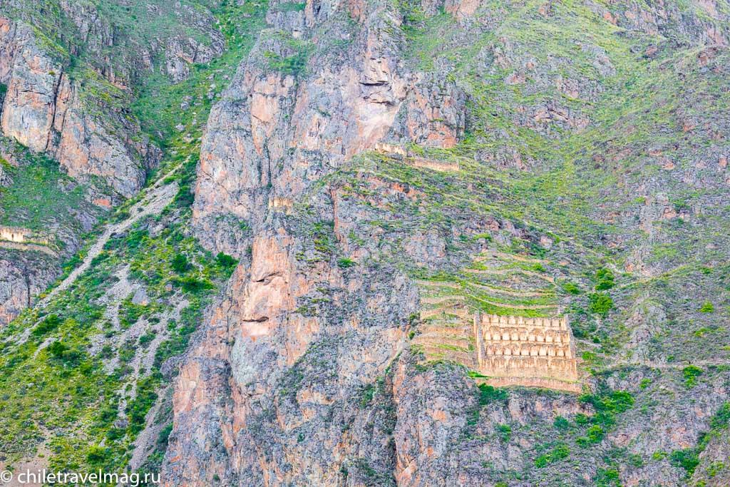Cвященная Долина в Перу Ольянтайтамбо-отзыв в блоге Chiletravelmag8