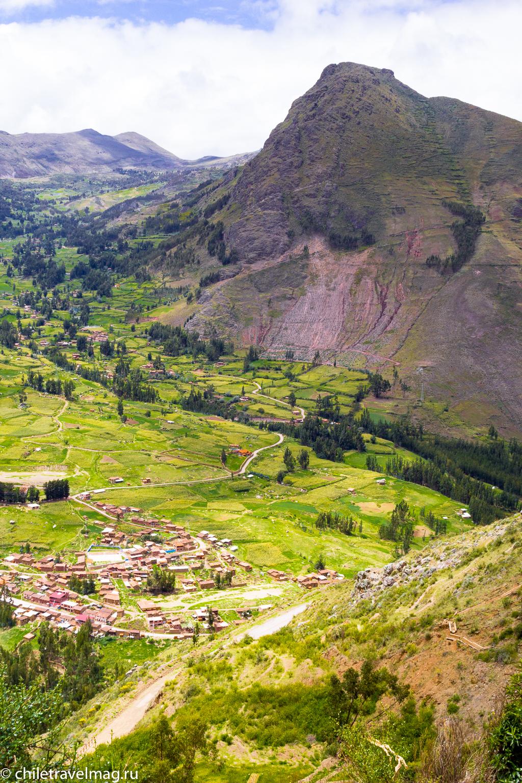 Cвященная Долина в Перу – Писак-отзыв в блоге Chiletravelmag14