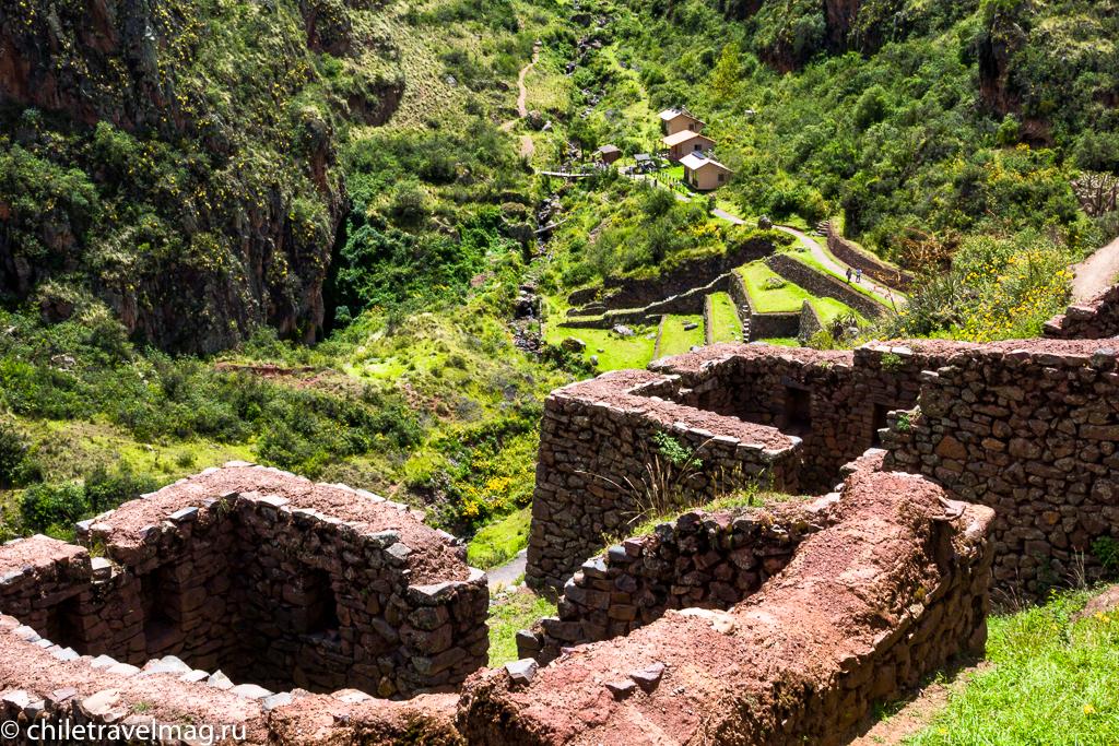 Cвященная Долина в Перу – Писак-отзыв в блоге Chiletravelmag19
