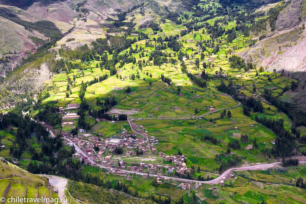 Cвященная Долина в Перу – Писак-отзыв в блоге Chiletravelmag24