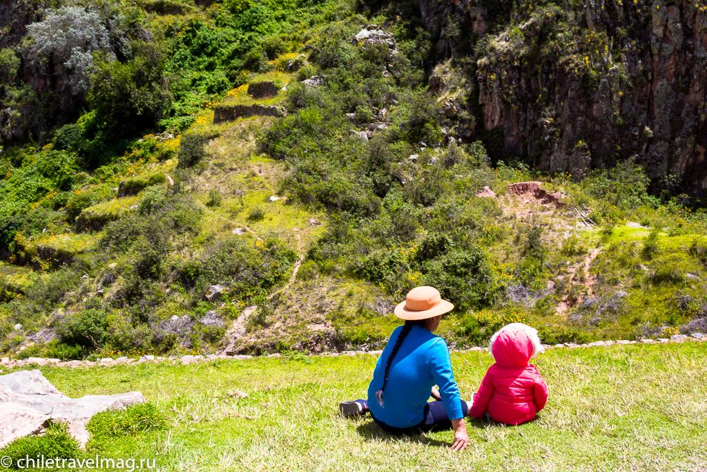 Cвященная Долина в Перу – Писак-отзыв в блоге Chiletravelmag27