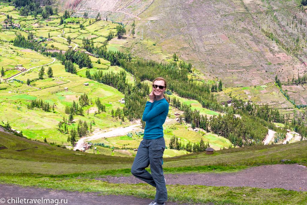 Cвященная Долина в Перу – Писак-отзыв в блоге Chiletravelmag28