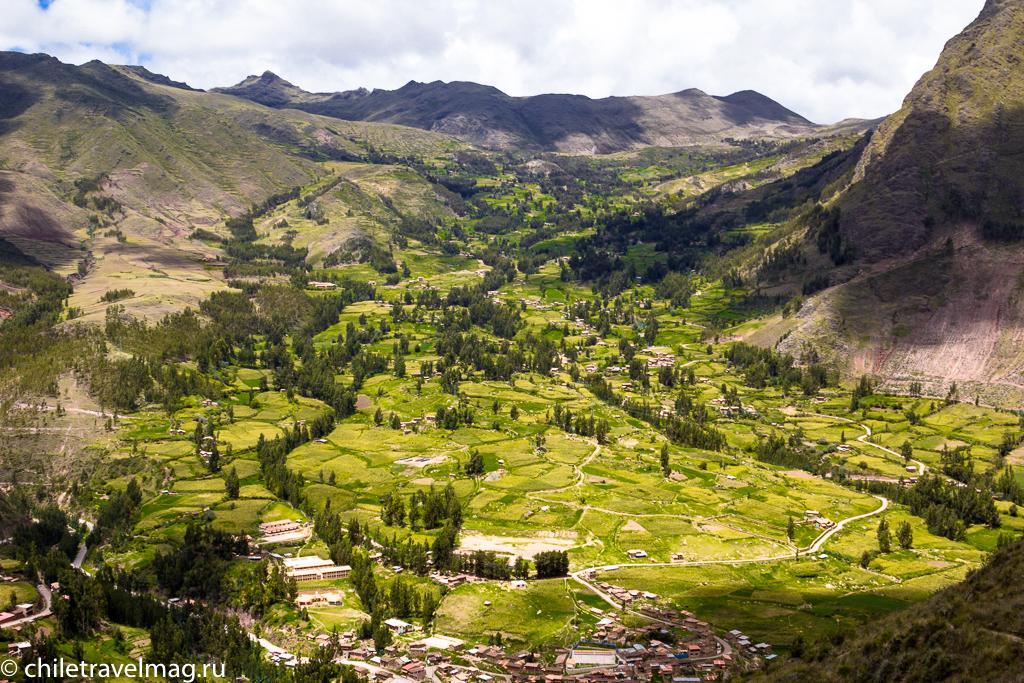 Cвященная Долина в Перу – Писак-отзыв в блоге Chiletravelmag31