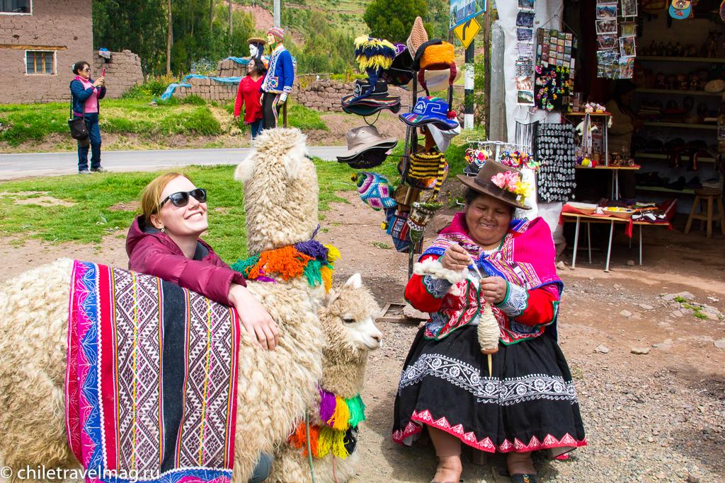 Cвященная Долина в Перу – Писак-отзыв в блоге Chiletravelmag5