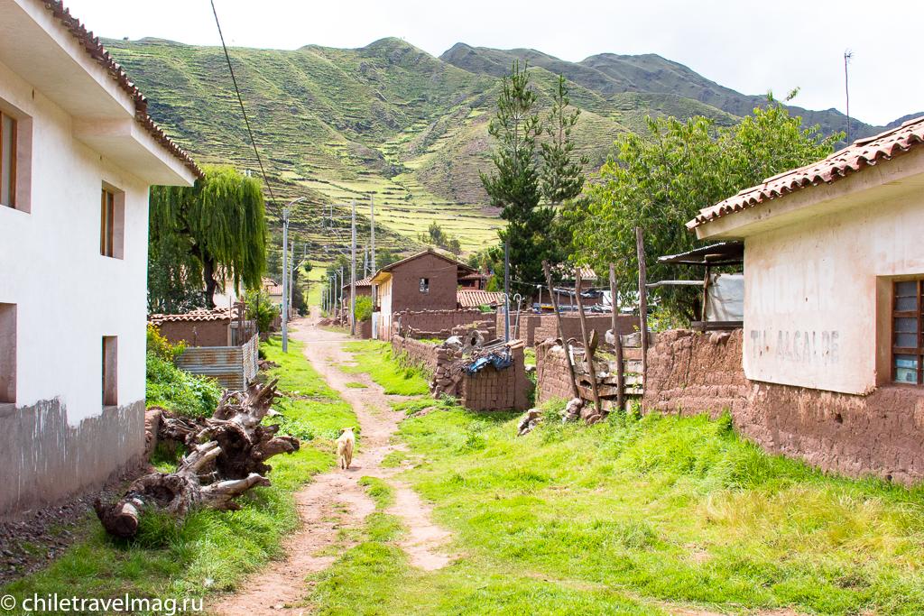 Cвященная Долина в Перу – Писак-отзыв в блоге Chiletravelmag7