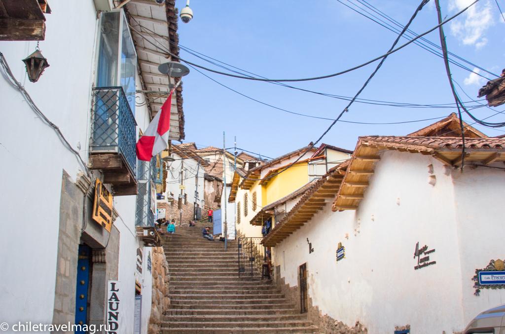 Куско в Перу фото, рассказ в блоге Chiletravelmag1
