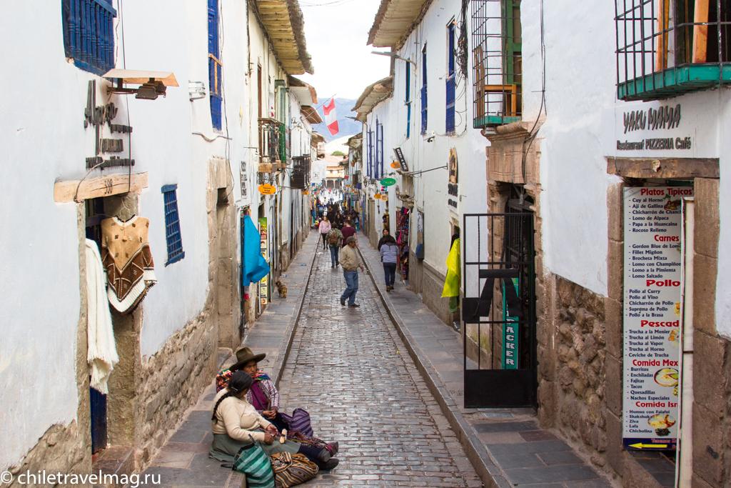 Куско в Перу фото, рассказ в блоге Chiletravelmag2