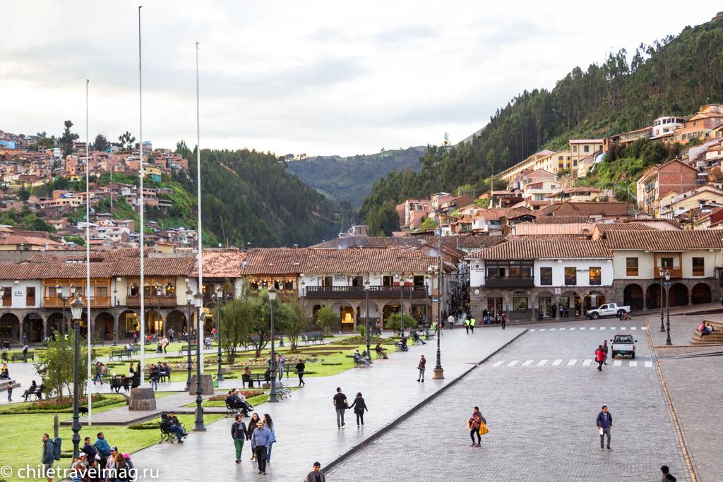 Куско в Перу фото, рассказ в блоге Chiletravelmag20