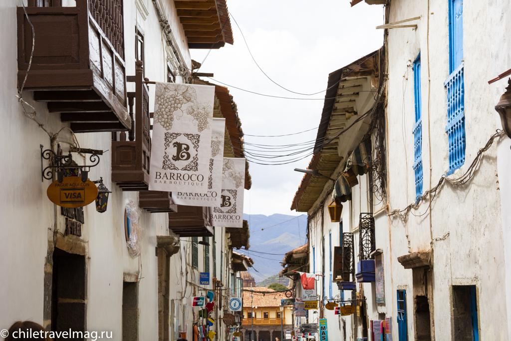 Куско в Перу фото, рассказ в блоге Chiletravelmag26