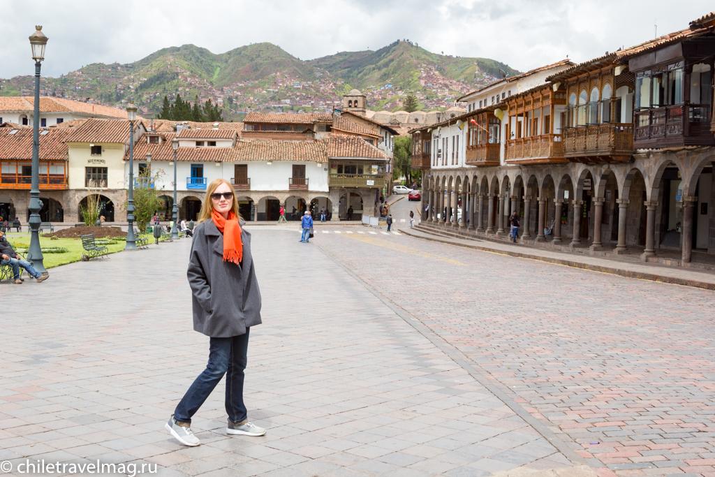 Куско в Перу фото, рассказ в блоге Chiletravelmag28
