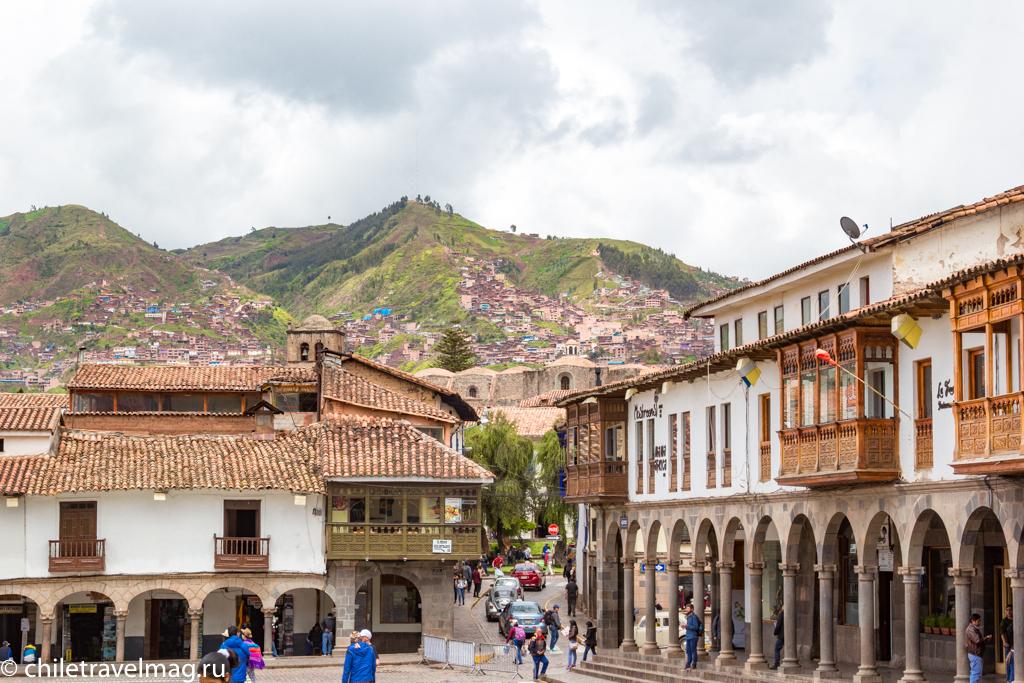 Куско в Перу фото, рассказ в блоге Chiletravelmag29