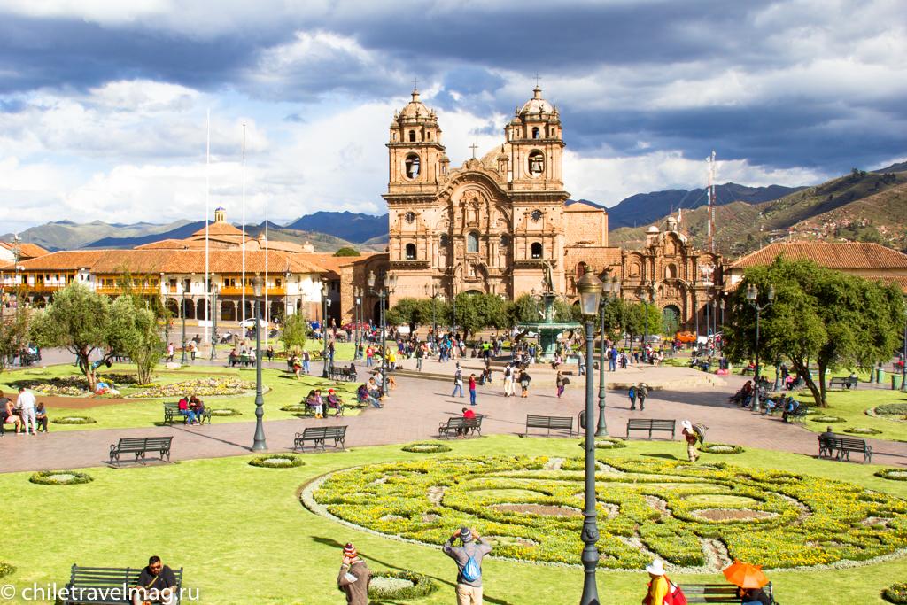 Куско в Перу фото, рассказ в блоге Chiletravelmag3