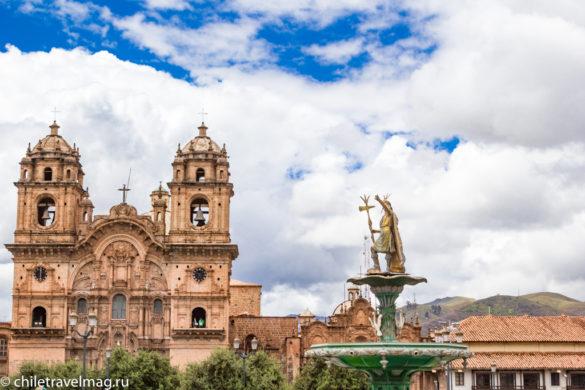 Куско в Перу фото, рассказ в блоге Chiletravelmag32