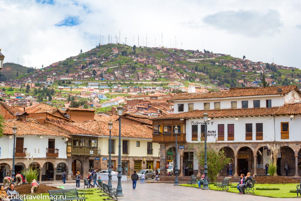 Куско в Перу фото, рассказ в блоге Chiletravelmag33