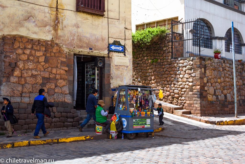 Куско в Перу фото, рассказ в блоге Chiletravelmag55