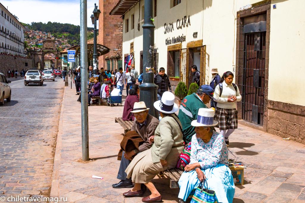 Куско в Перу фото, рассказ в блоге Chiletravelmag57