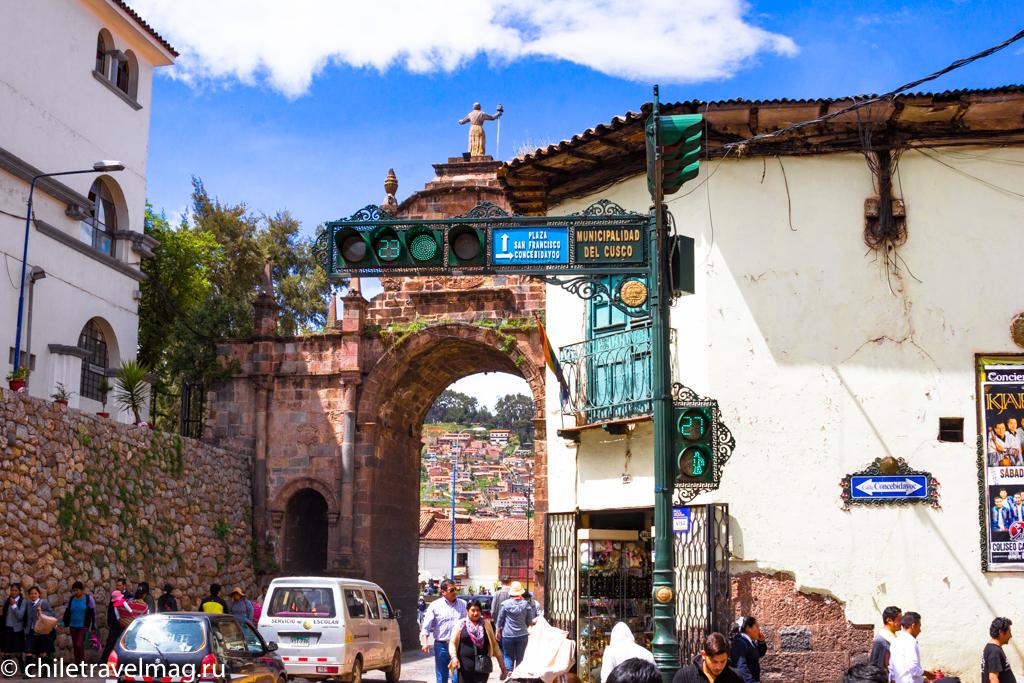Куско в Перу фото, рассказ в блоге Chiletravelmag61