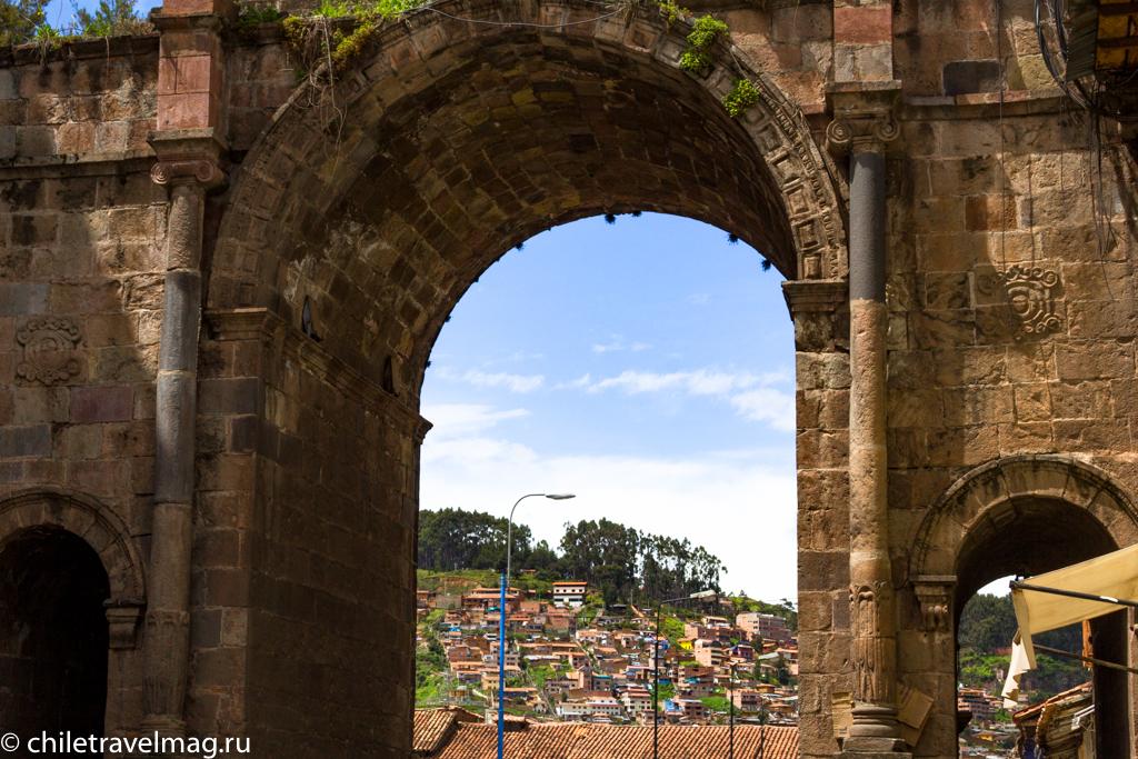 Куско в Перу фото, рассказ в блоге Chiletravelmag62