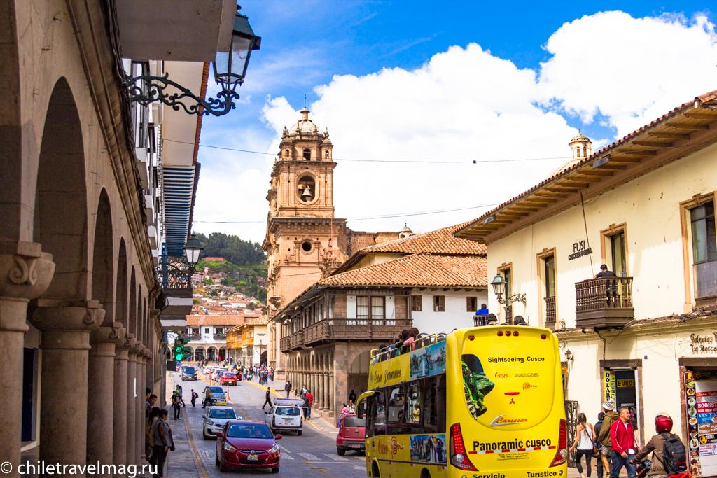 Куско в Перу фото, рассказ в блоге Chiletravelmag70