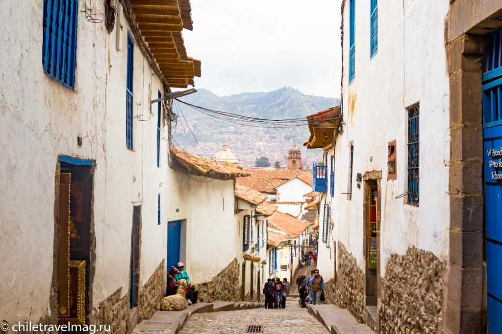 Куско в Перу фото, рассказ в блоге Chiletravelmag79