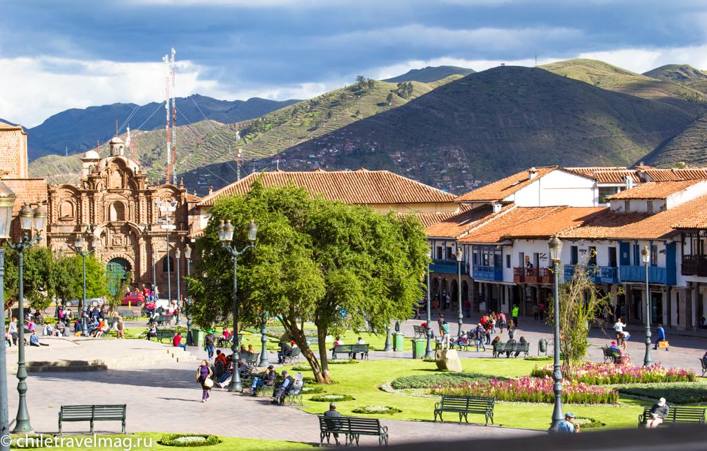 Куско в Перу фото, рассказ в блоге Chiletravelmag8
