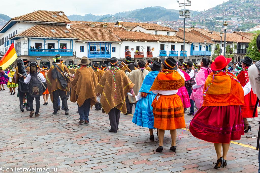 Куско в Перу фото, рассказ в блоге Chiletravelmag93