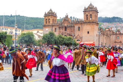 Куско в Перу фото, рассказ в блоге Chiletravelmag94