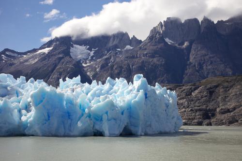 Торрес дель Пайне Чили ледник Грей треккинг отзыв в блоге-3