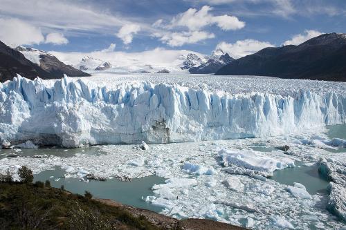 тур в Патагонию Аргентина ледник